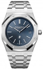 Audemars Piguet » Royal Oak » Extra-Thin Royal Oak 'Jumbo' » 15202ST.OO.1240ST.01