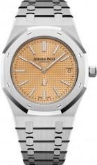 Audemars Piguet » Royal Oak » Extra-Thin Royal Oak 'Jumbo' » 15202BC.OO.1240BC.01