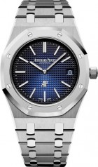 Audemars Piguet » Royal Oak » Extra-Thin Royal Oak 'Jumbo' » 15202IP.OO.1240IP.01