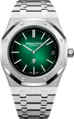 Audemars Piguet » Royal Oak » Extra-Thin Royal Oak 'Jumbo' » 15202PT.OO.1240PT.01