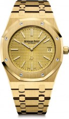 Audemars Piguet » Royal Oak » Extra-Thin Royal Oak 'Jumbo' » 15202BA.OO.1240BA.02