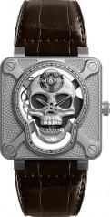 Bell & Ross » Instruments » BR 01 Concept Skull » BR01-SKULL-SK-ST