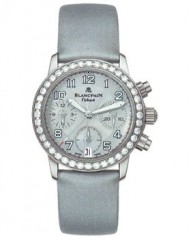 Blancpain » _Archive » Flyback Chronograph Lady Gem Set » 2385F-462GC-52