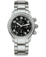Blancpain » _Archive » Flyback Chronograph Lady Gem Set » 2385F-4630-71