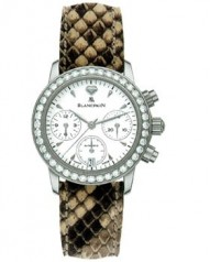 Blancpain » _Archive » Flyback Chronograph Lady Gem Set » 2385F-4682B-56