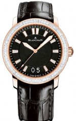 Blancpain » _Archive » Leman Large Date » 2850-6255-55B