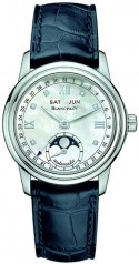 Blancpain » _Archive » Leman Moon Phase Complete Calendar » 2360-1191A-55B