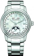 Blancpain » _Archive » Leman Moon Phase Complete Calendar » 2360-1191A-71
