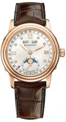 Blancpain » _Archive » Leman Moon Phase Complete Calendar » 2360-3691A-55