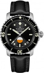 Blancpain » _Archive » Fifty Fathoms Tribute to Fifty Fathoms MIL » 5008-1130-B52A