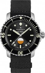 Blancpain » _Archive » Fifty Fathoms Tribute to Fifty Fathoms MIL » 5008-1130-NABA