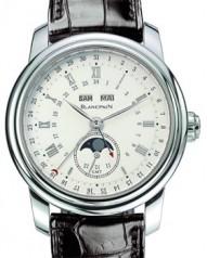 Blancpain » _Archive » Le Brassus GMT Complete Calendar » 4276-3442A-55B