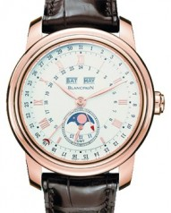 Blancpain » _Archive » Le Brassus GMT Complete Calendar » 4276-3642-55B