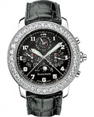 Blancpain » _Archive » Le Brassus Perpetual Calendar Split-Second Flyback Chronograph » 4286P-4730M-55B