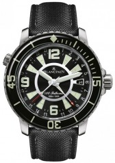 Blancpain » Fifty Fathoms » '500 Fathoms' GMT » 50021-12B30-52B