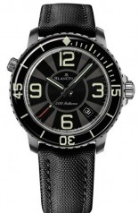 Blancpain » Fifty Fathoms » '500 Fathoms' » 50015-12B30-52B