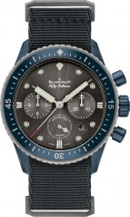 Blancpain » Fifty Fathoms » Bathyscaphe Flyback Chronograph Ocean Commitment II » 5200-0310-NAG A