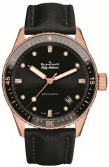 Blancpain » Fifty Fathoms » Bathyscaphe Sednagold » 5000-36S30-B52A