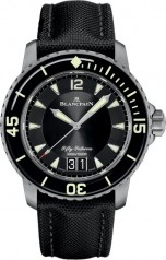 Blancpain » Fifty Fathoms » 'Fifty Fathoms' Automatique Grande Date » 5050-12B30-B52A