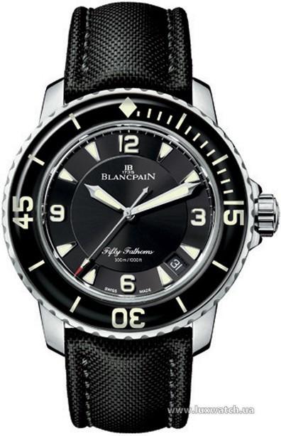 Blancpain » Fifty Fathoms » 'Fifty Fathoms' Automatique » 5015-1130-52