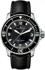 Blancpain » Fifty Fathoms » 'Fifty Fathoms' Automatique » 5015-1130-52