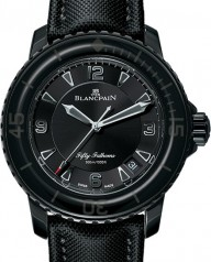 Blancpain » Fifty Fathoms » 'Fifty Fathoms' Automatique » 5015-11C30-52