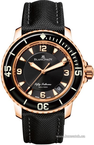 Blancpain » Fifty Fathoms » 'Fifty Fathoms' Automatique » 5015-3630-52