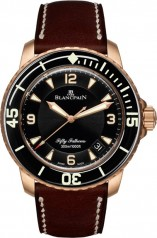 Blancpain » Fifty Fathoms » 'Fifty Fathoms' Automatique » 5015A-3630-63B