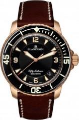 Blancpain » Fifty Fathoms » 'Fifty Fathoms' Automatique » 5015A-3630-63B