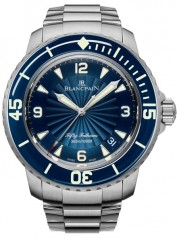 Blancpain » Fifty Fathoms » 'Fifty Fathoms' Automatique » 5015D-1140-71B