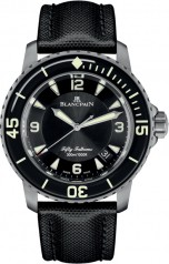Blancpain » Fifty Fathoms » 'Fifty Fathoms' Automatique » 5015-12B30-52A