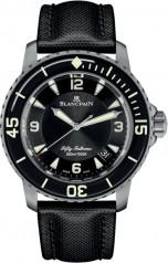 Blancpain » Fifty Fathoms » 'Fifty Fathoms' Automatique » 5015-12B30-52A