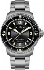 Blancpain » Fifty Fathoms » 'Fifty Fathoms' Automatique » 5015-12B30-98
