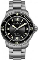 Blancpain » Fifty Fathoms » 'Fifty Fathoms' Automatique » 5015-12B30-98