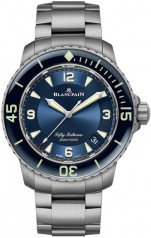 Blancpain » Fifty Fathoms » 'Fifty Fathoms' Automatique » 5015-12B40-98