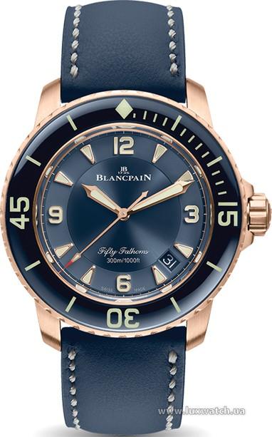Blancpain » Fifty Fathoms » 'Fifty Fathoms' Automatique » 5015-3603C-63B