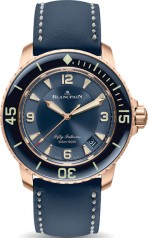 Blancpain » Fifty Fathoms » 'Fifty Fathoms' Automatique » 5015-3603C-63B