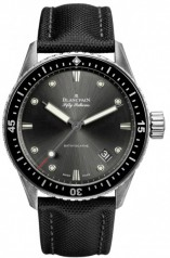 Blancpain » Fifty Fathoms » 'Fifty Fathoms' Bathyscaphe » 5000-1110-B52A