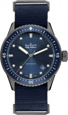 Blancpain » Fifty Fathoms » 'Fifty Fathoms' Bathyscaphe » 5000-0240-NAOA