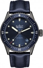 Blancpain » Fifty Fathoms » 'Fifty Fathoms' Bathyscaphe » 5000-0240-O52A