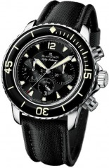 Blancpain » Fifty Fathoms » 'Fifty Fathoms' Flyback Chronograph » 5085F-1130-52