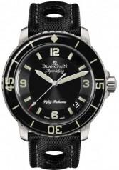 Blancpain » Fifty Fathoms » 'Tribute to Fifty Fathoms Aqua Lung' » 5015C-1130-52B