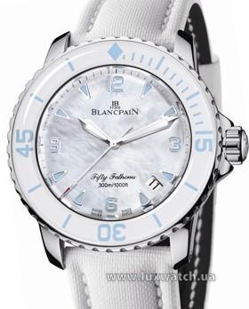 Blancpain » Fifty Fathoms » 'Fifty Fathoms' Automatique » 5015A-1144-52