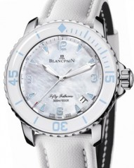 Blancpain » Fifty Fathoms » 'Fifty Fathoms' Automatique » 5015A-1144-52