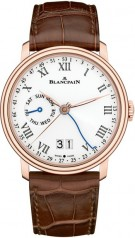 Blancpain » Villeret » 8 Day Week of the Year Large Date » 6637-3631-55
