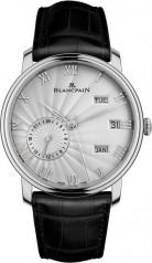 Blancpain » Villeret » Annual Calendar GMT » 6670-1542-55B