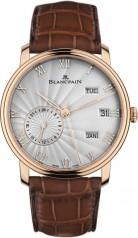 Blancpain » Villeret » Annual Calendar GMT » 6670-3642-55B