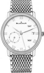 Blancpain » Villeret » Annual Calendar GMT » 6670-1127-MMB