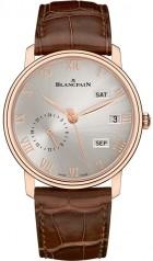 Blancpain » Villeret » Annual Calendar GMT » 6670-3642-55