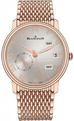 Blancpain » Villeret » Annual Calendar GMT » 6670-3642-MMB